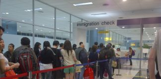Víza a imigrační kontrola při vstupu na Nový Zéland